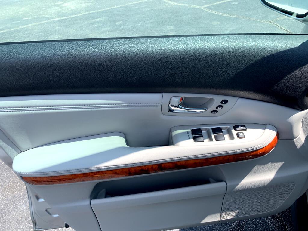 2008 Lexus RX 350 AWD 4dr