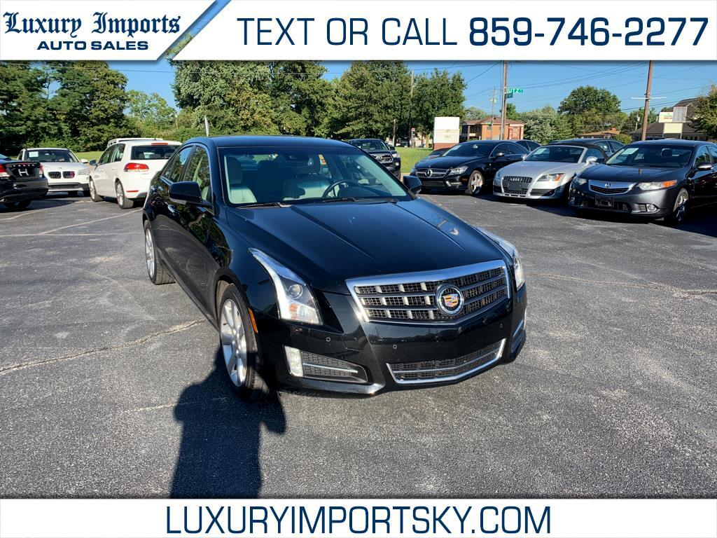 2013 Cadillac ATS 4dr Sdn 2.0L Performance AWD