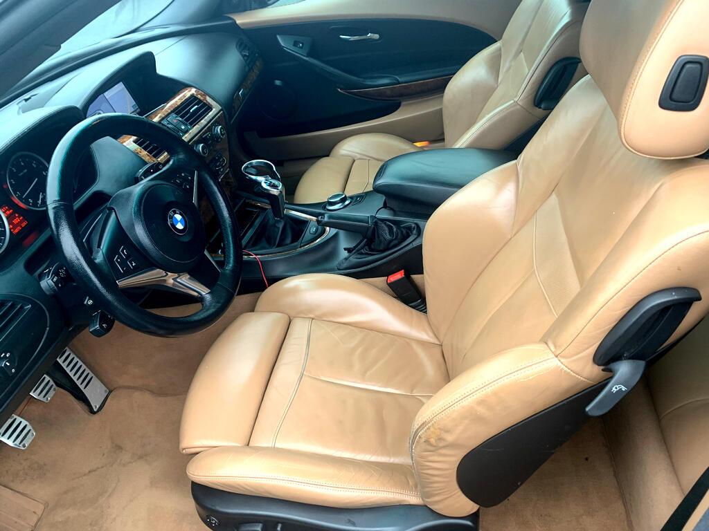 2008 BMW 6 Series 2dr Cpe 650i
