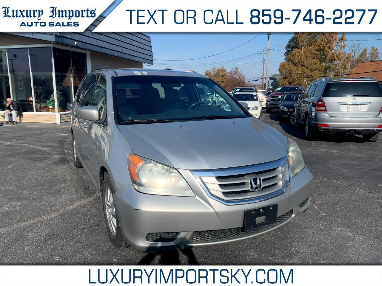 Honda Odyssey 5dr EX-L w/RES 2009