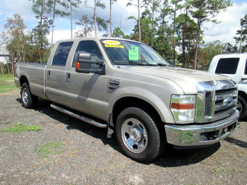 Ford F-350 SD XL Crew Cab 2WD 2008