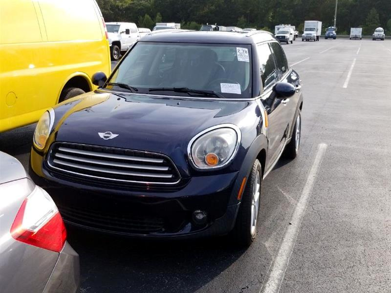 MINI Countryman Base 2011