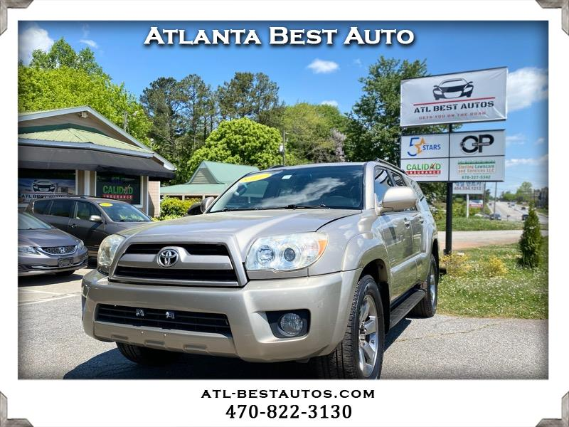 Toyota 4Runner Limited 2WD 2007