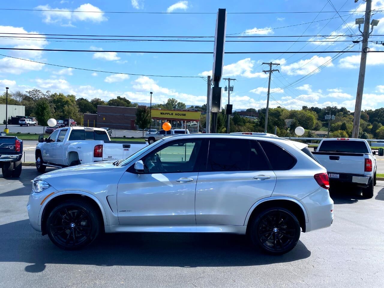 BMW X5 RWD 4dr sDrive35i 2017