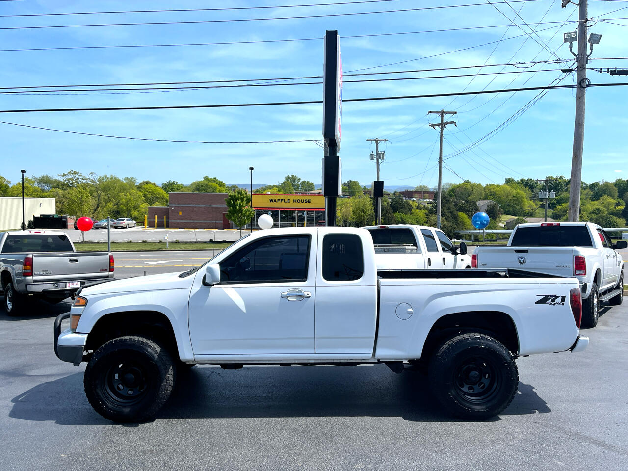 "Chevrolet Colorado 4WD Ext Cab 125.9"" Work Truck 2011"