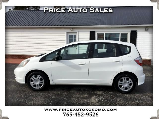 2009 Honda Fit 5-Speed AT