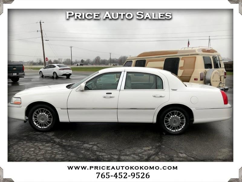 Used Lincoln Town Car Signature Limited For Sale Cargurus