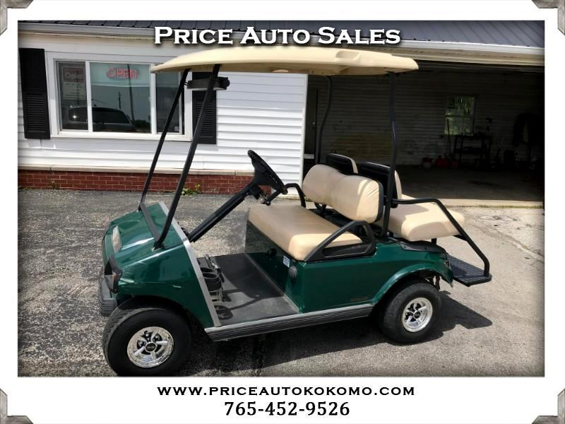 2009 Club Car Golf Cart Base