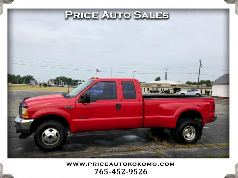 1999 Ford F-350 SD XL SuperCab 4WD DRW