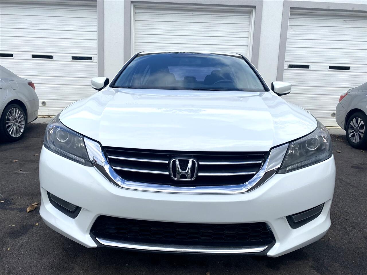 Honda Accord Sport Sedan CVT 2014