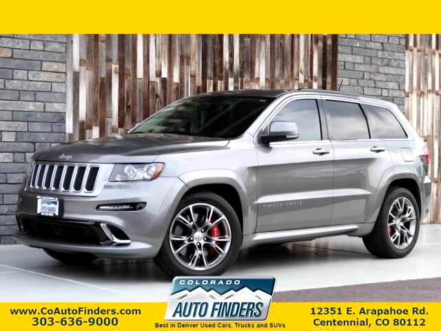 2013 Jeep Grand Cherokee SRT8 4WD