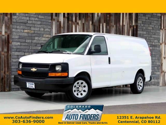 2014 Chevrolet Express 1500 AWD Cargo
