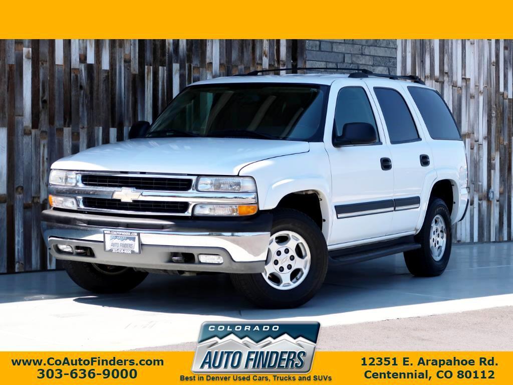2004 Chevrolet Tahoe 4dr 1500 4WD LS