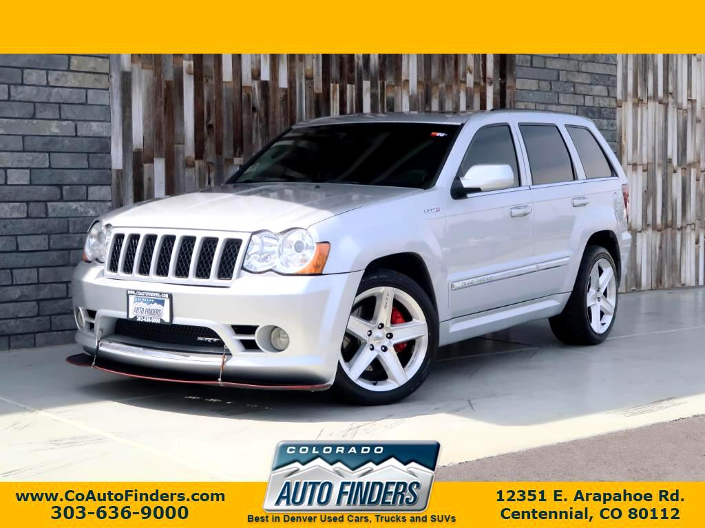 2010 Jeep Grand Cherokee 4WD 4dr SRT-8