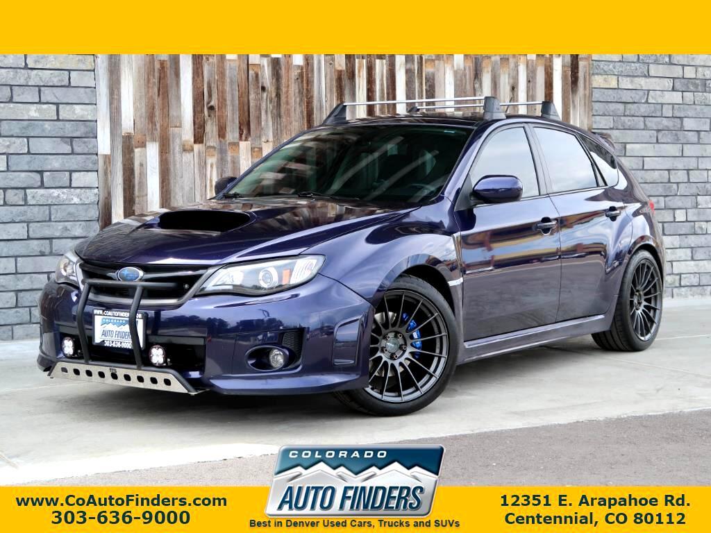 2014 Subaru Impreza Wagon WRX 5dr Man WRX Premium