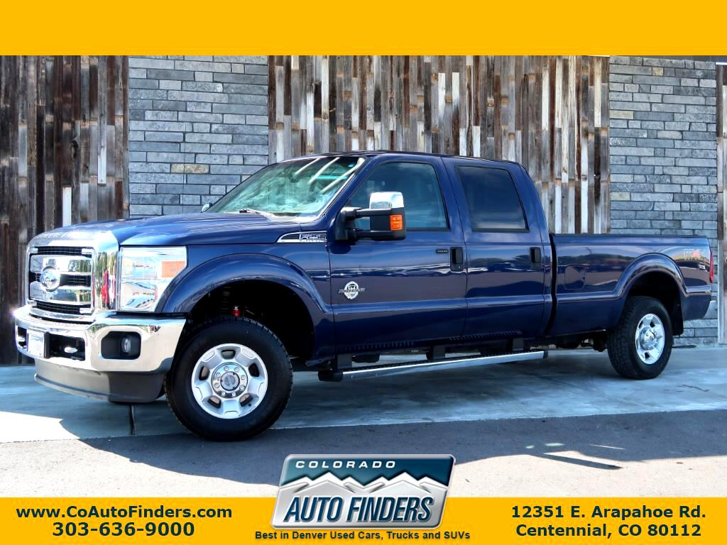 "2011 Ford Super Duty F-250 Crew Cab 172"" XLT 4WD"