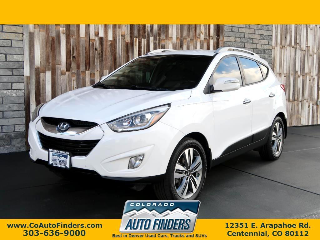 2014 Hyundai Tucson AWD 4dr Limited