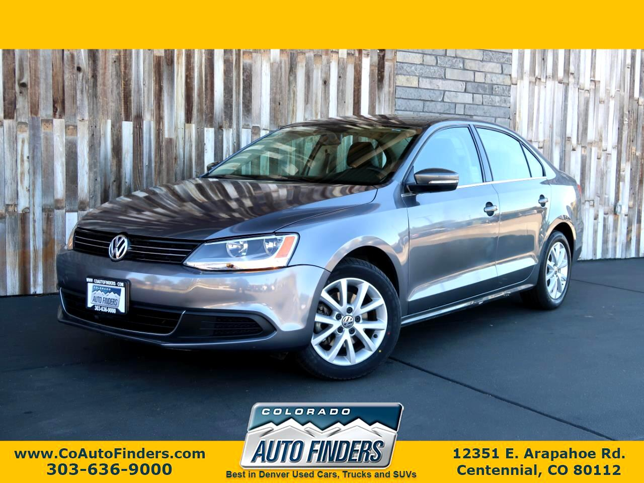 2014 Volkswagen Jetta Sedan 4dr Auto SE w/Connectivity PZEV