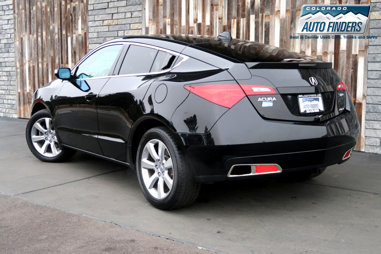 2010 Acura ZDX AWD 4dr Advance Pkg