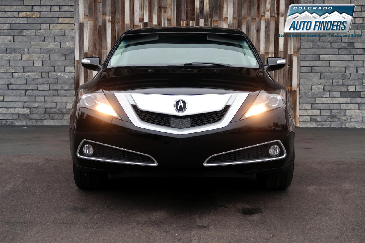 Used 2010 Acura ZDX AWD 4dr Advance Pkg for Sale in ...