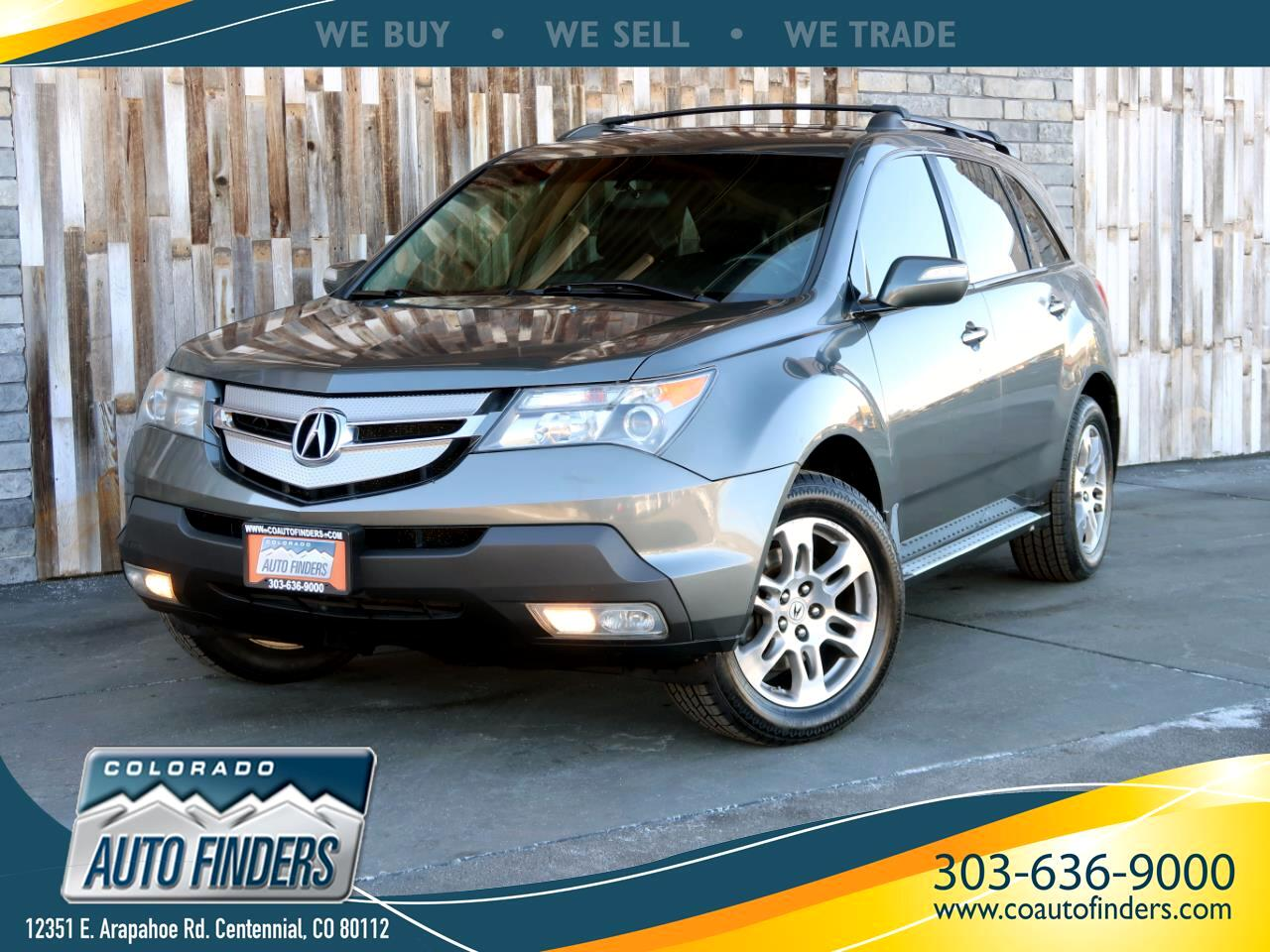 2007 Acura MDX Touring with Navigation System
