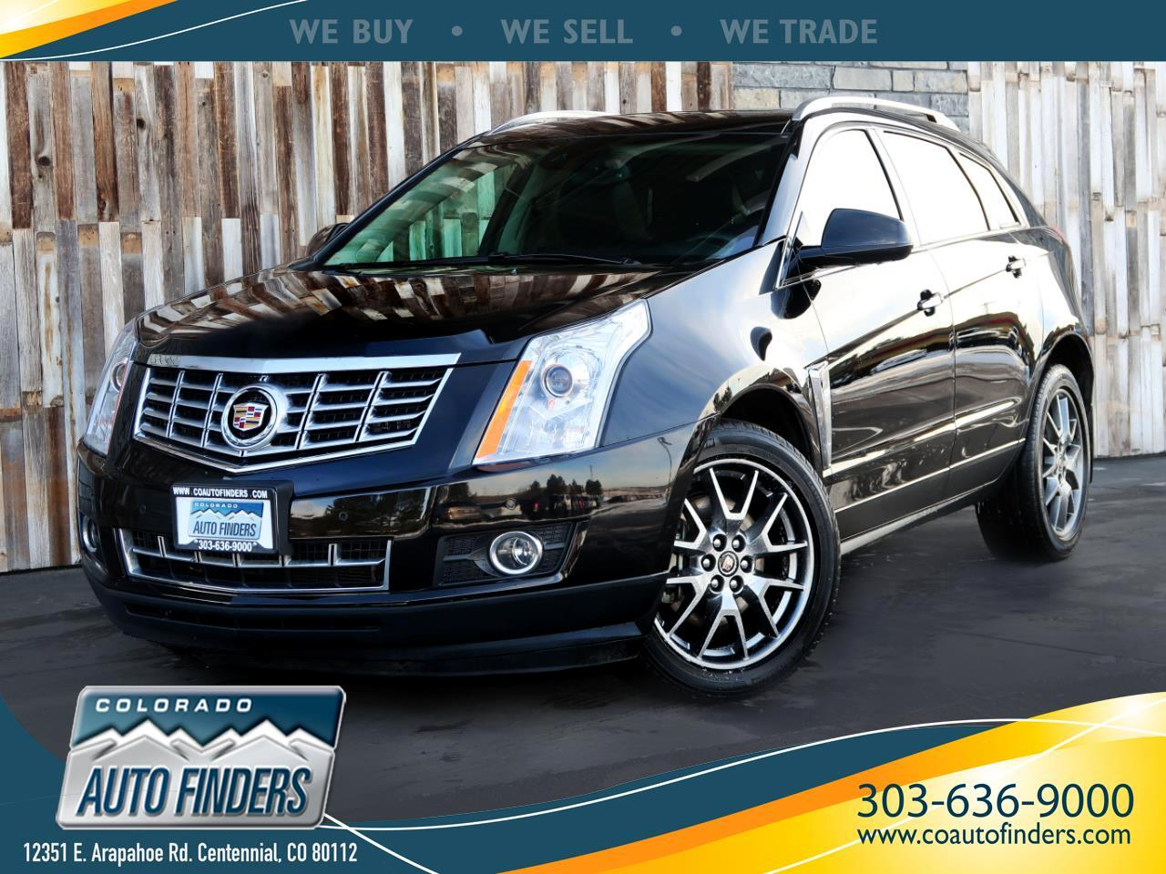 2016 Cadillac SRX AWD 4dr Premium Collection