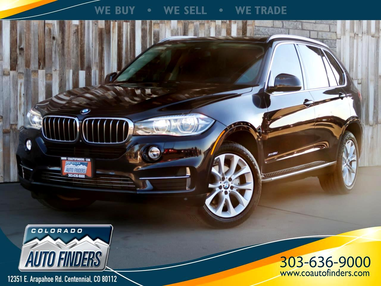 2015 BMW X5 AWD 4dr xDrive35d