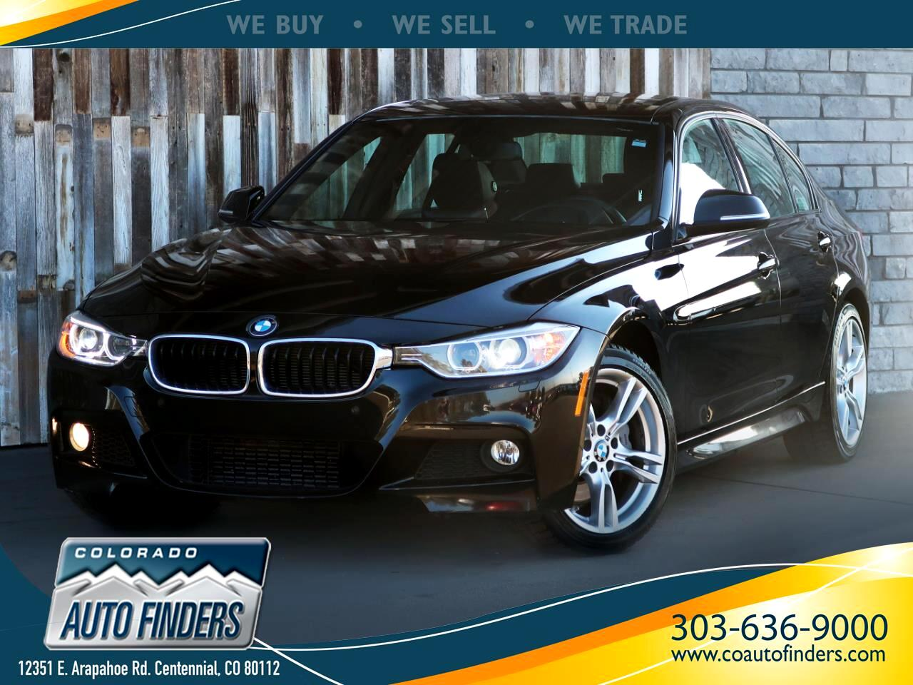 2015 BMW 3 Series 4dr Sdn 335i xDrive AWD South Africa