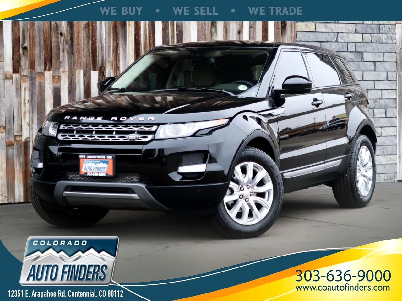 2014 Land Rover Range Rover Evoque 5dr HB Pure