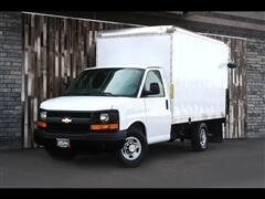 2014 Chevrolet Express Commercial Cutaway