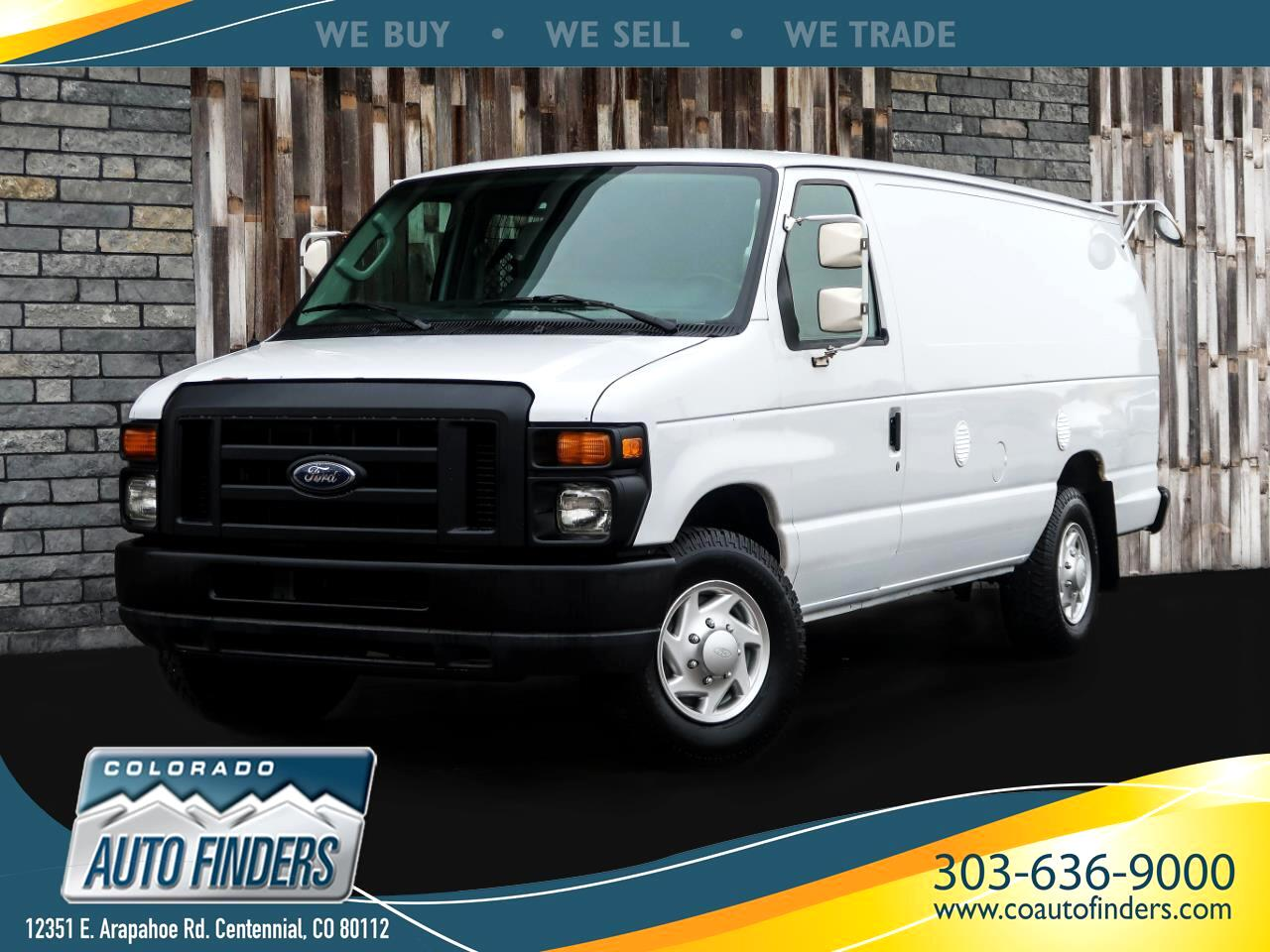 2012 Ford Econoline Cargo Van E-350 Super Duty Ext Commercial