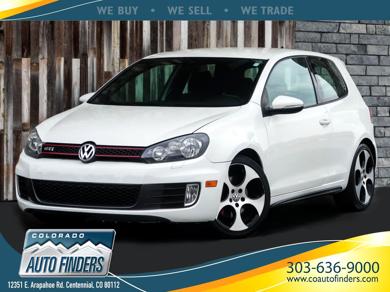 2013 Volkswagen GTI 2dr HB Man *Ltd Avail*