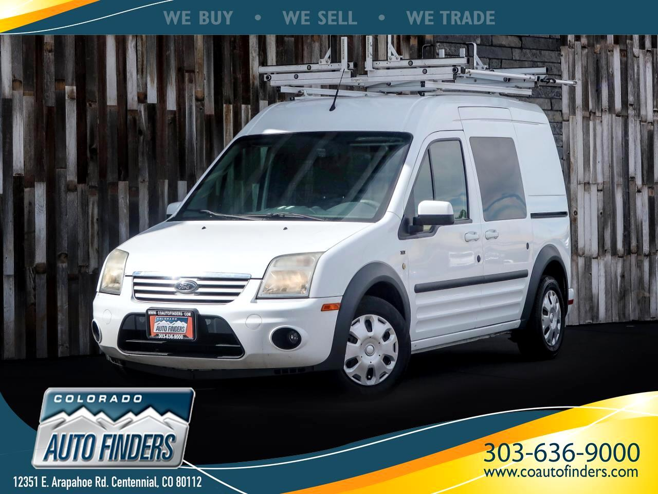 2012 Ford Transit Connect Wagon 4dr Wgn XLT