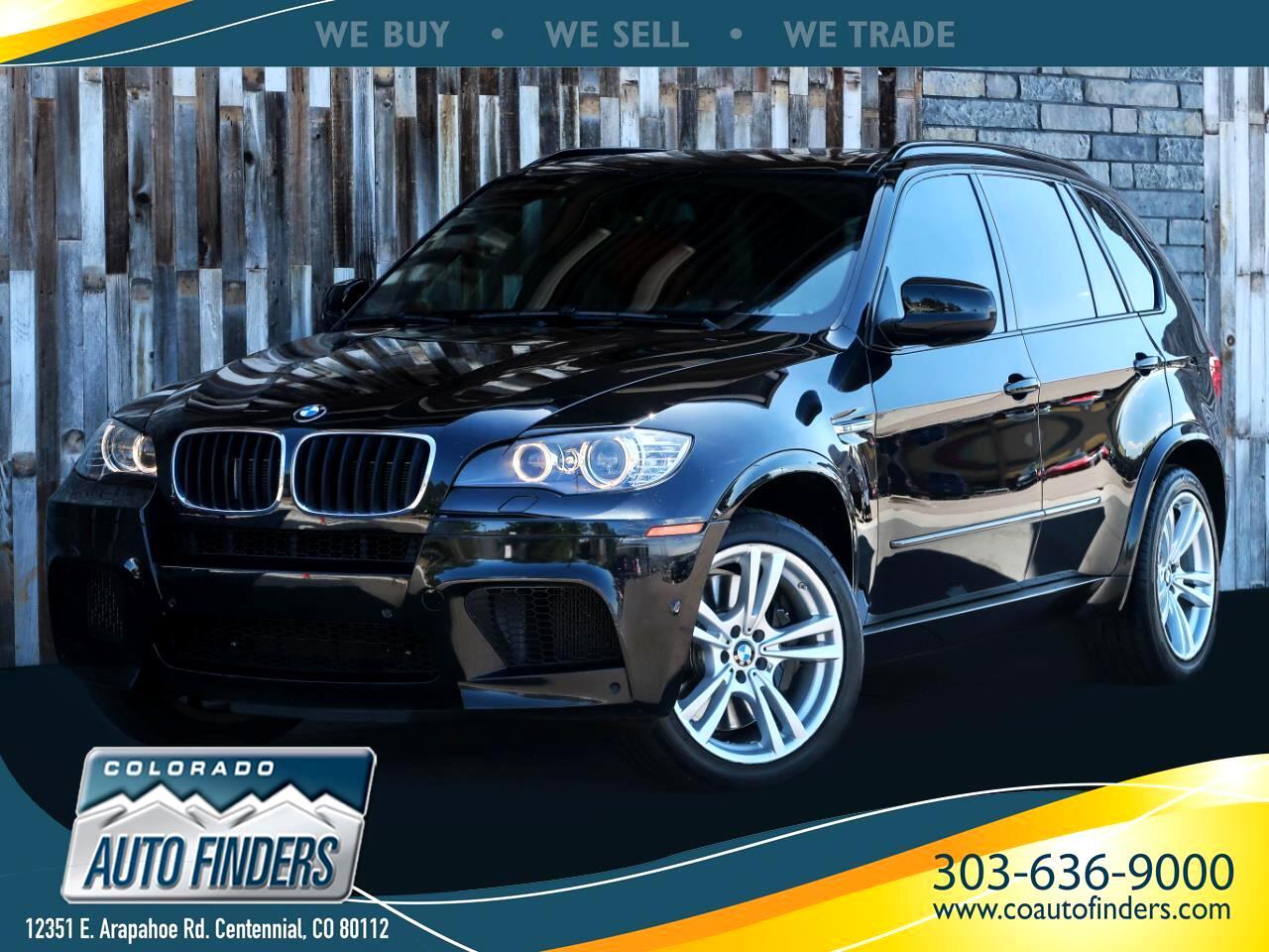 2011 BMW X5 M AWD 4dr