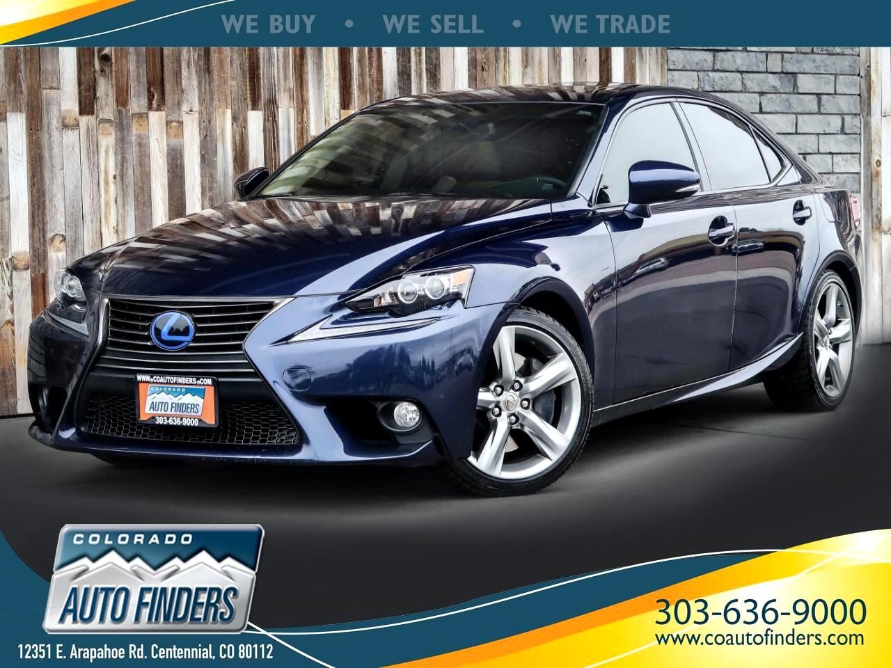 2014 Lexus IS 350 4dr Sdn AWD