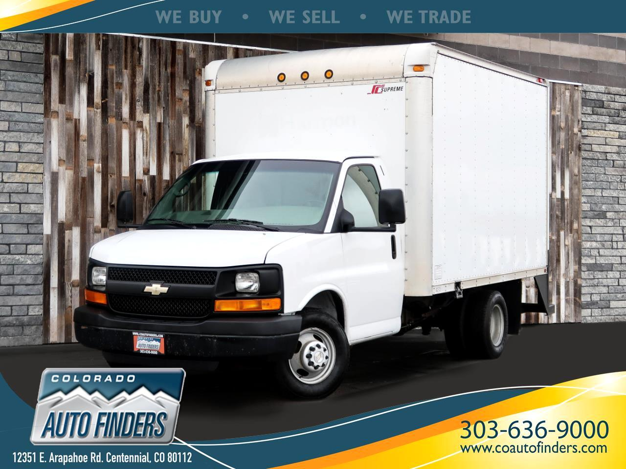 2007 Chevrolet Express Commercial Cutaway 139