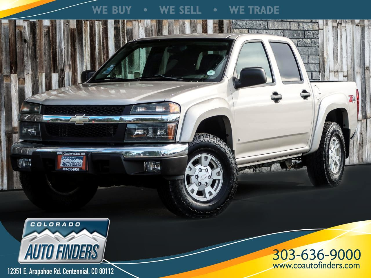 2006 Chevrolet Colorado Crew Cab 126.0
