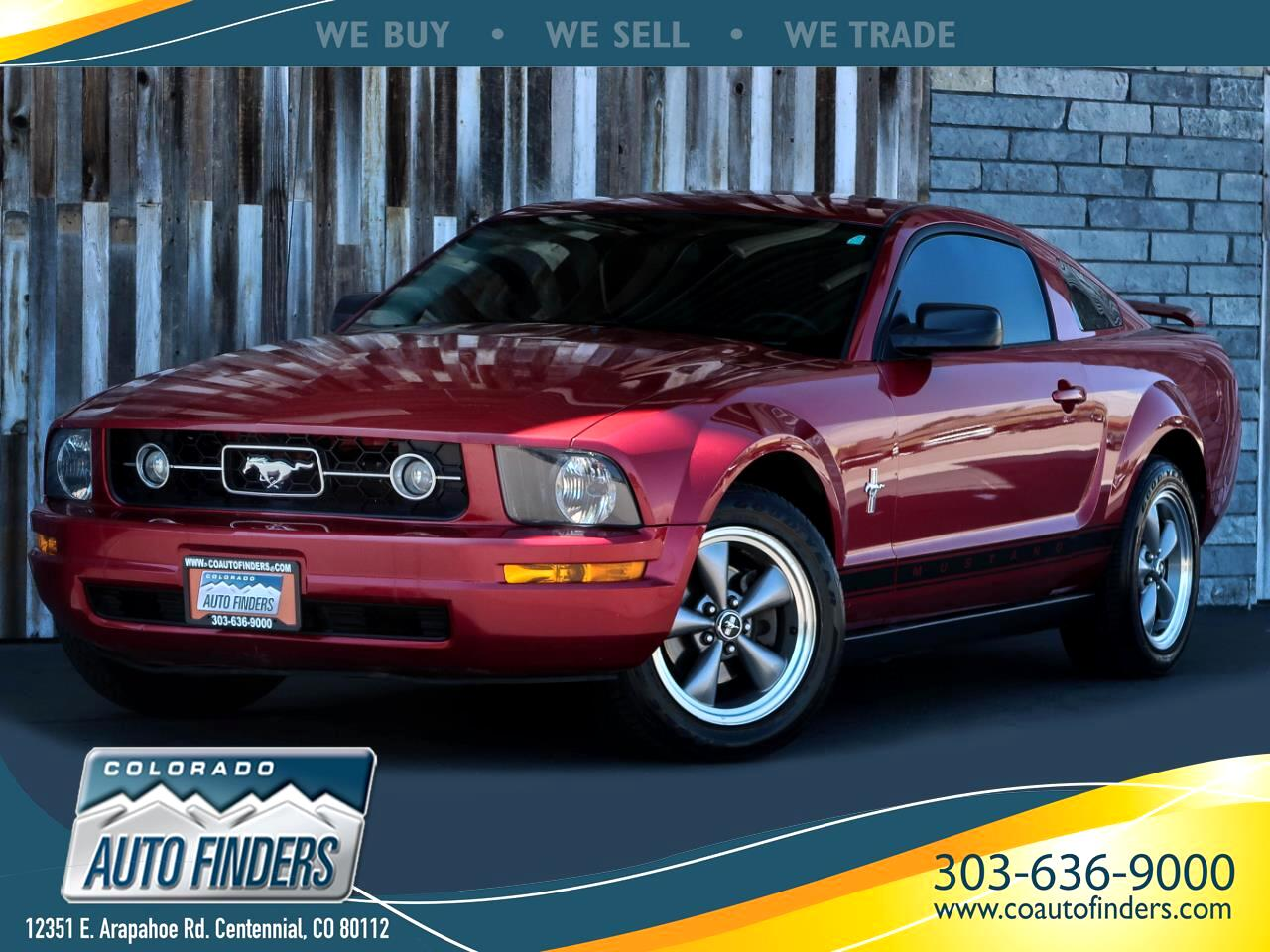 2006 Ford Mustang 2dr Coupe