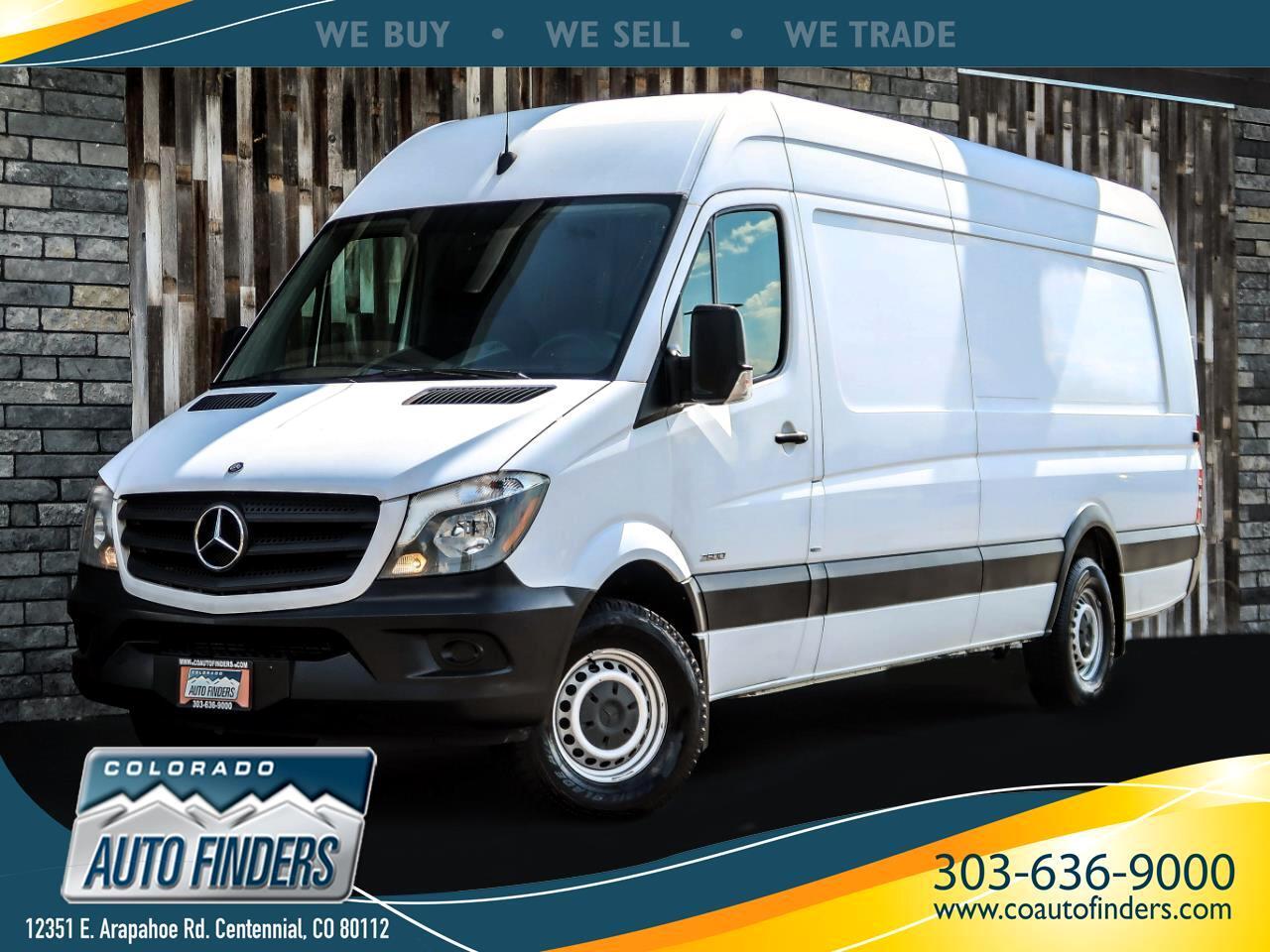 2015 Mercedes-Benz Sprinter Cargo Vans RWD 2500 170