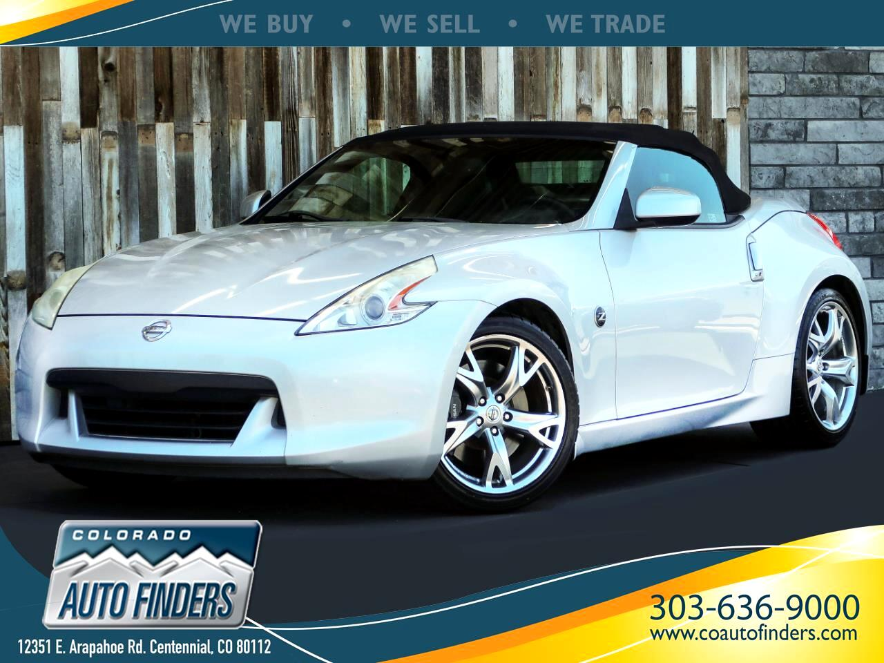 Nissan 370Z 2dr Roadster Auto Touring 2010