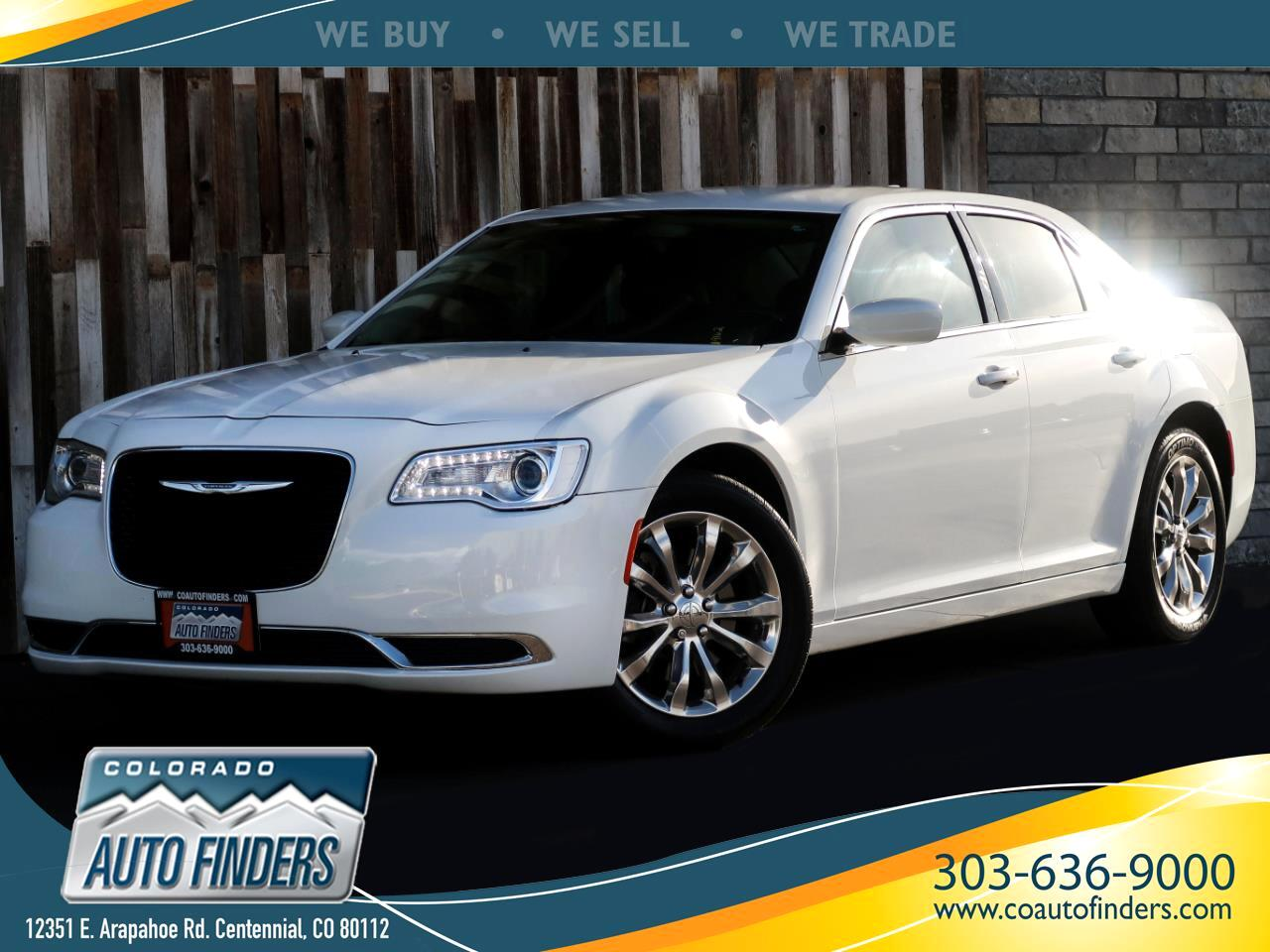 Chrysler 300 4dr Sdn Limited AWD 2016