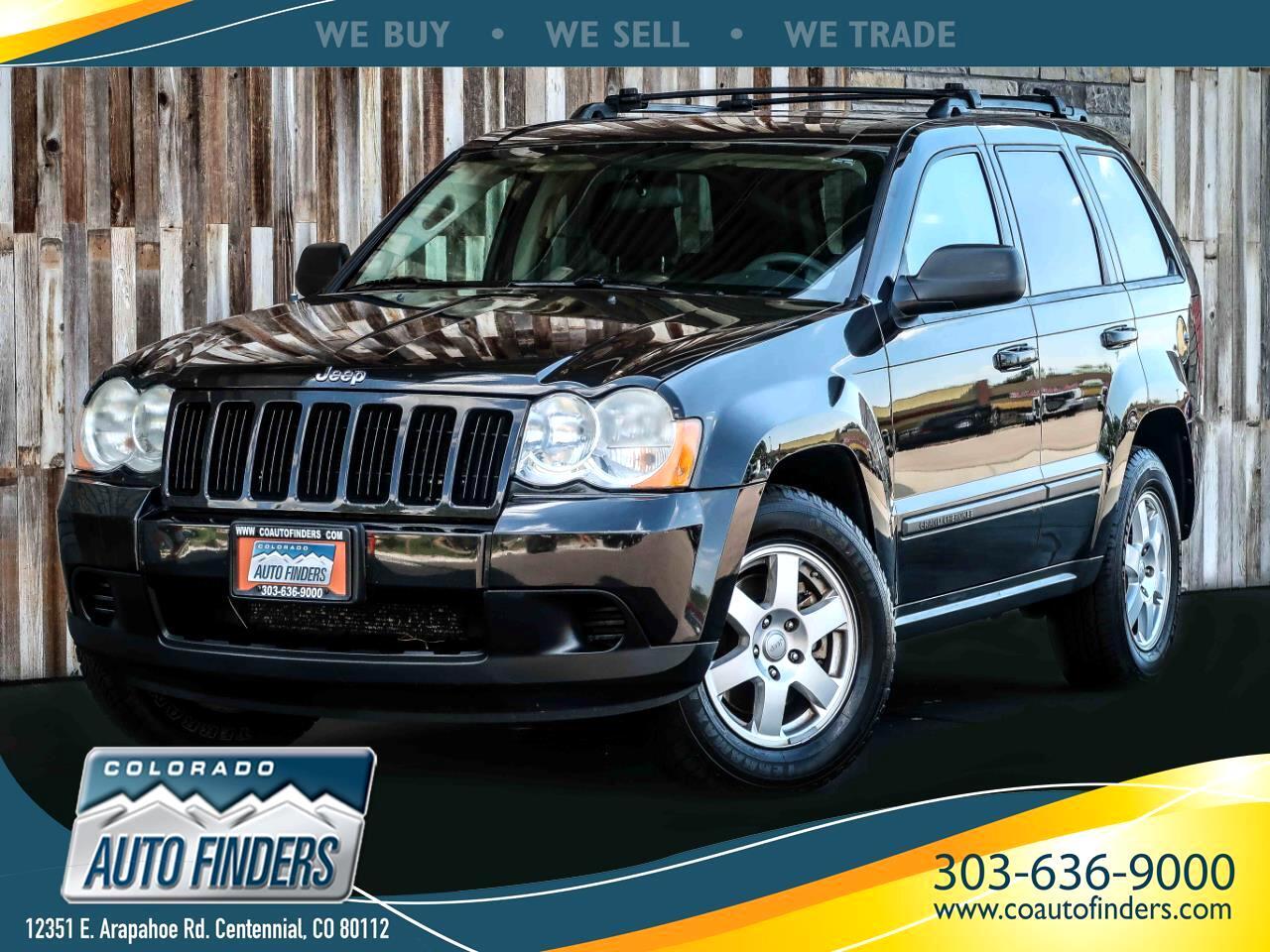 2009 Jeep Grand Cherokee 4dr Laredo