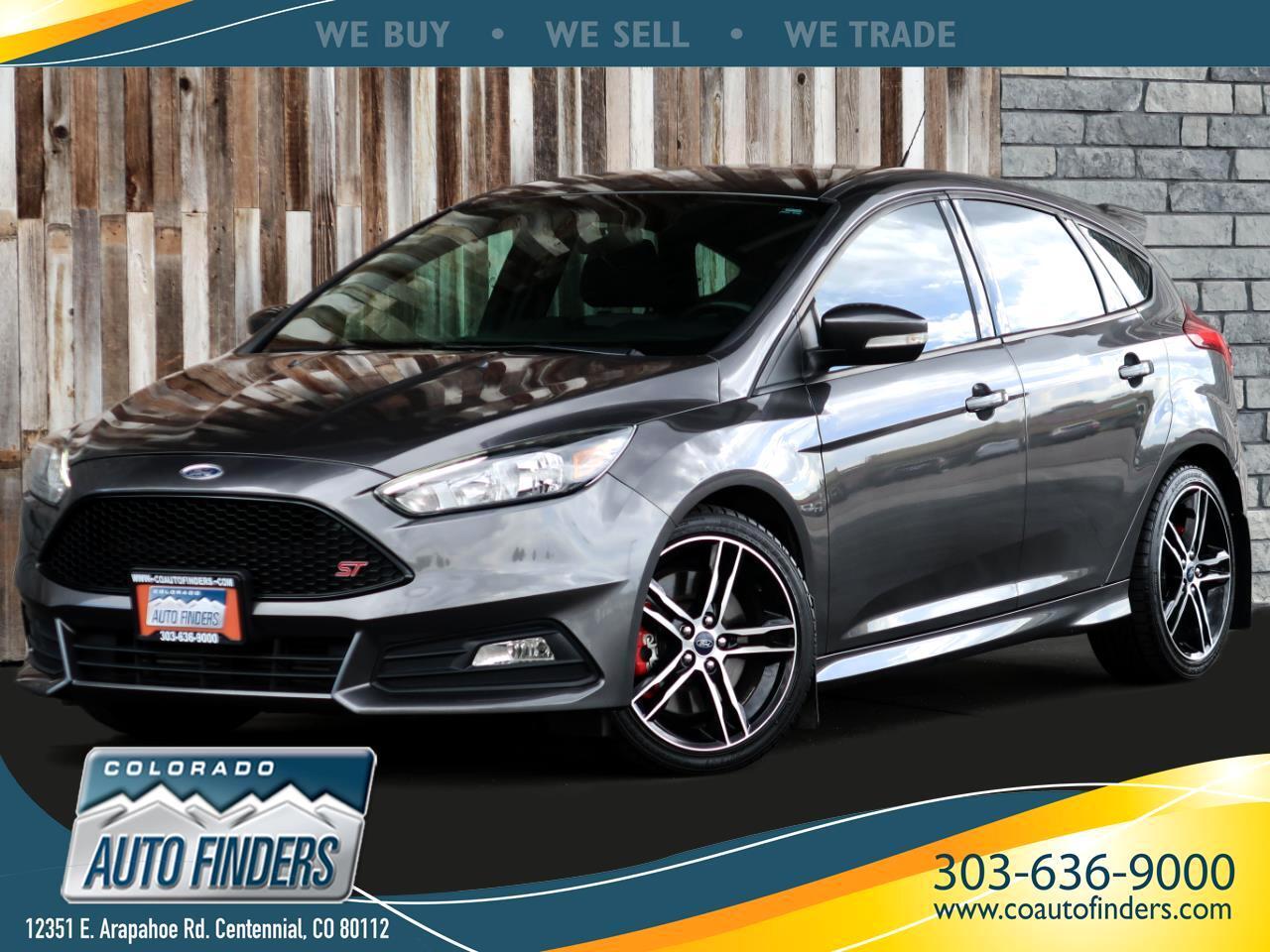 2015 Ford Focus 5dr HB ST