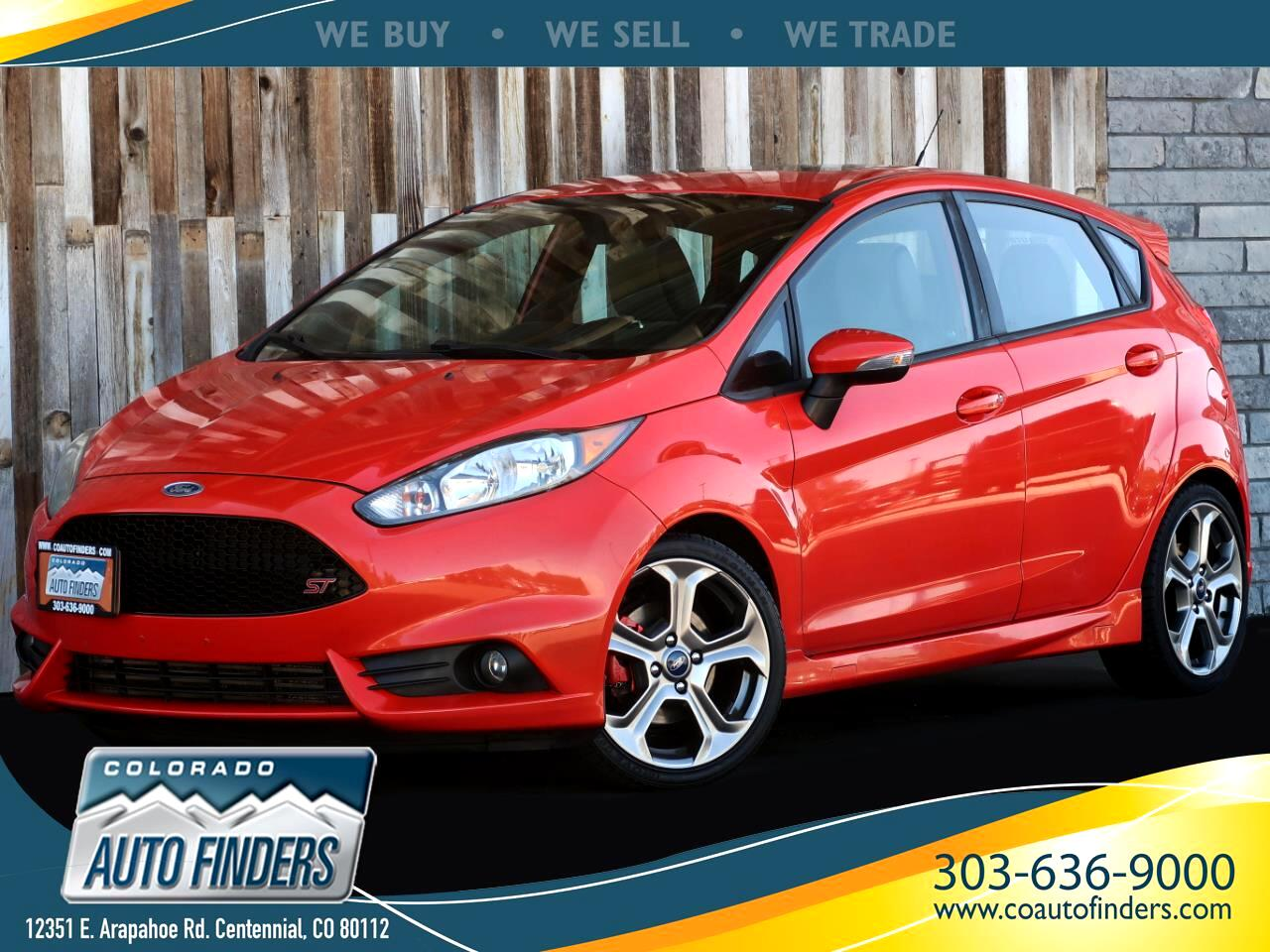 2014 Ford Fiesta 5dr HB ST