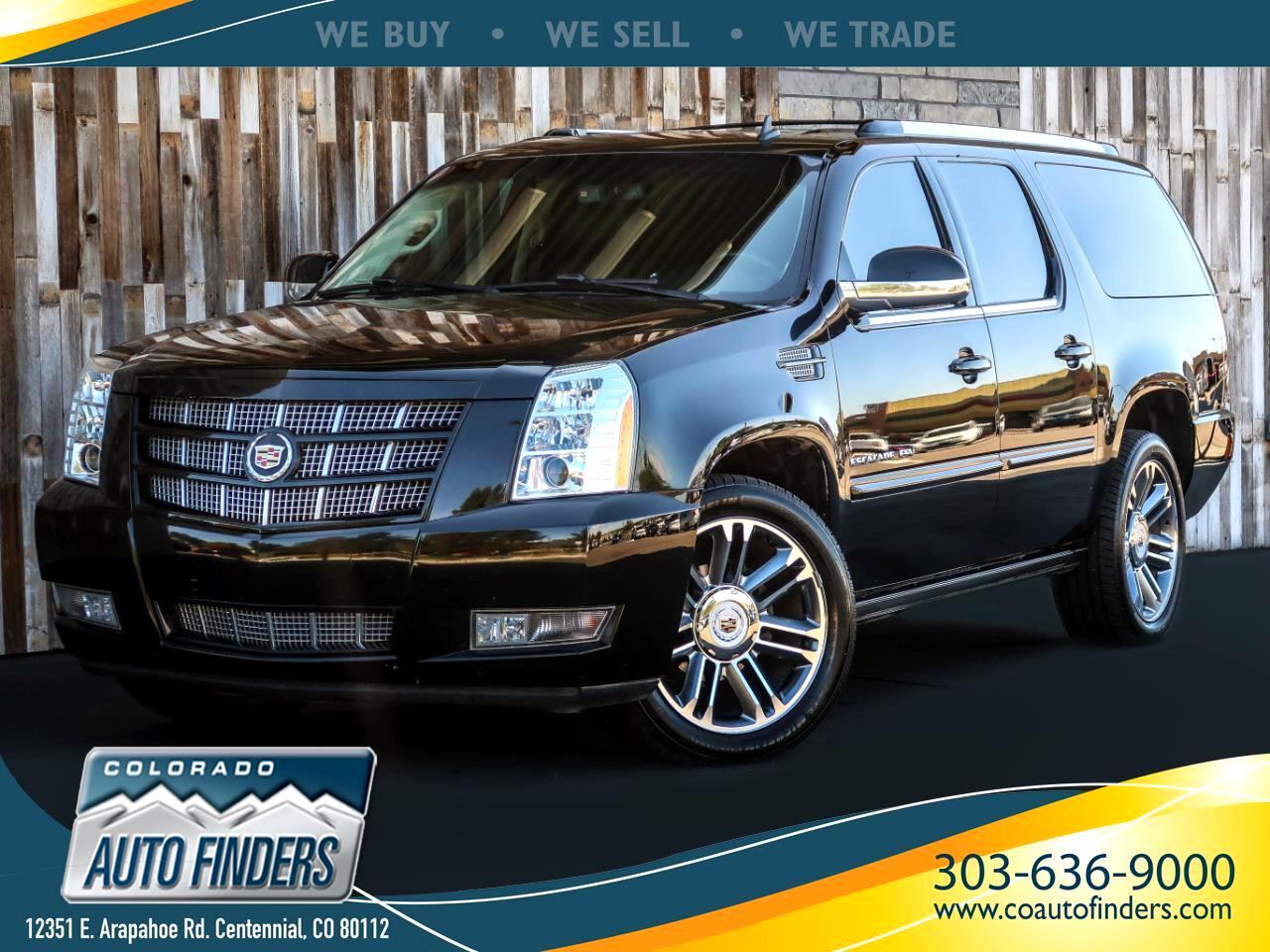 2014 Cadillac Escalade ESV AWD 4dr Premium