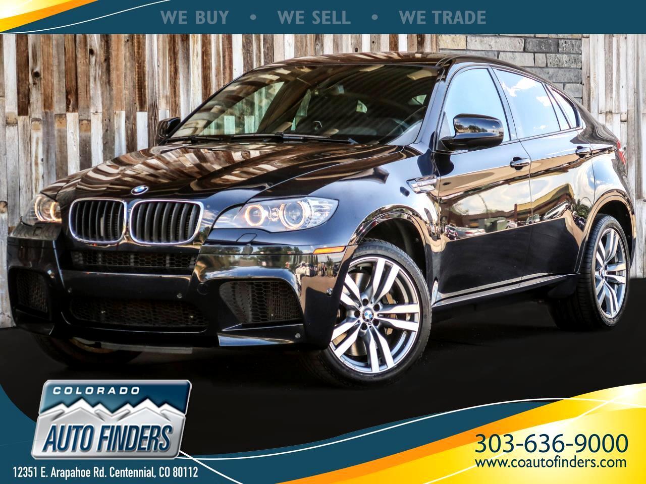 2012 BMW X6 M AWD 4dr