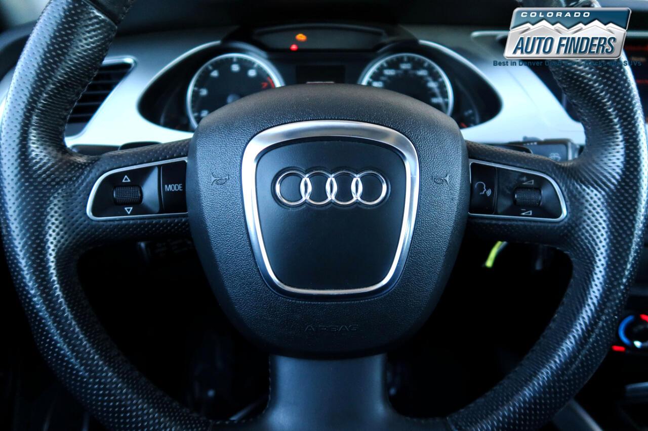2012 Audi A4 4dr Sdn Auto quattro 2.0T Premium Plus