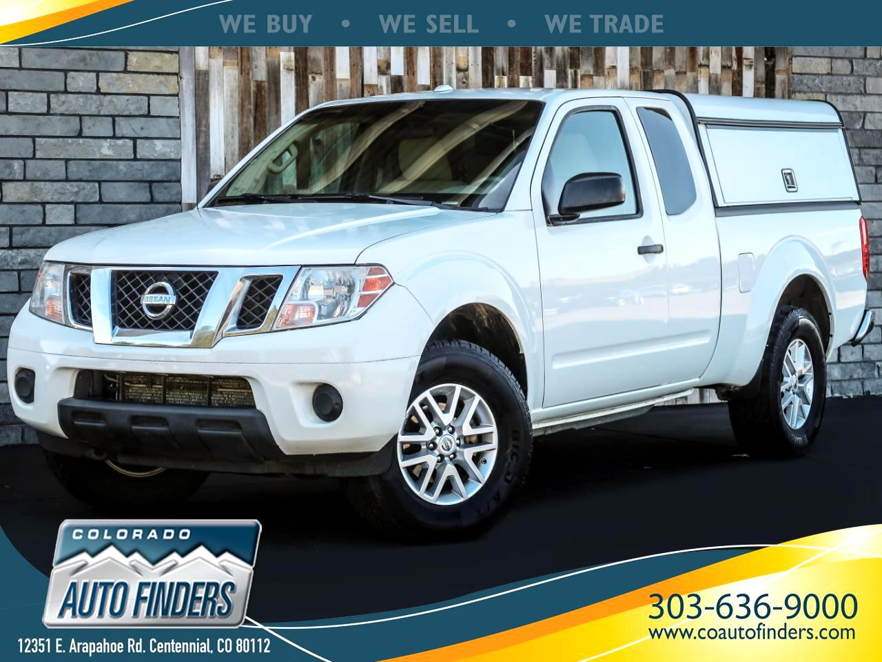 Nissan Frontier 4WD King Cab Auto SE 2014