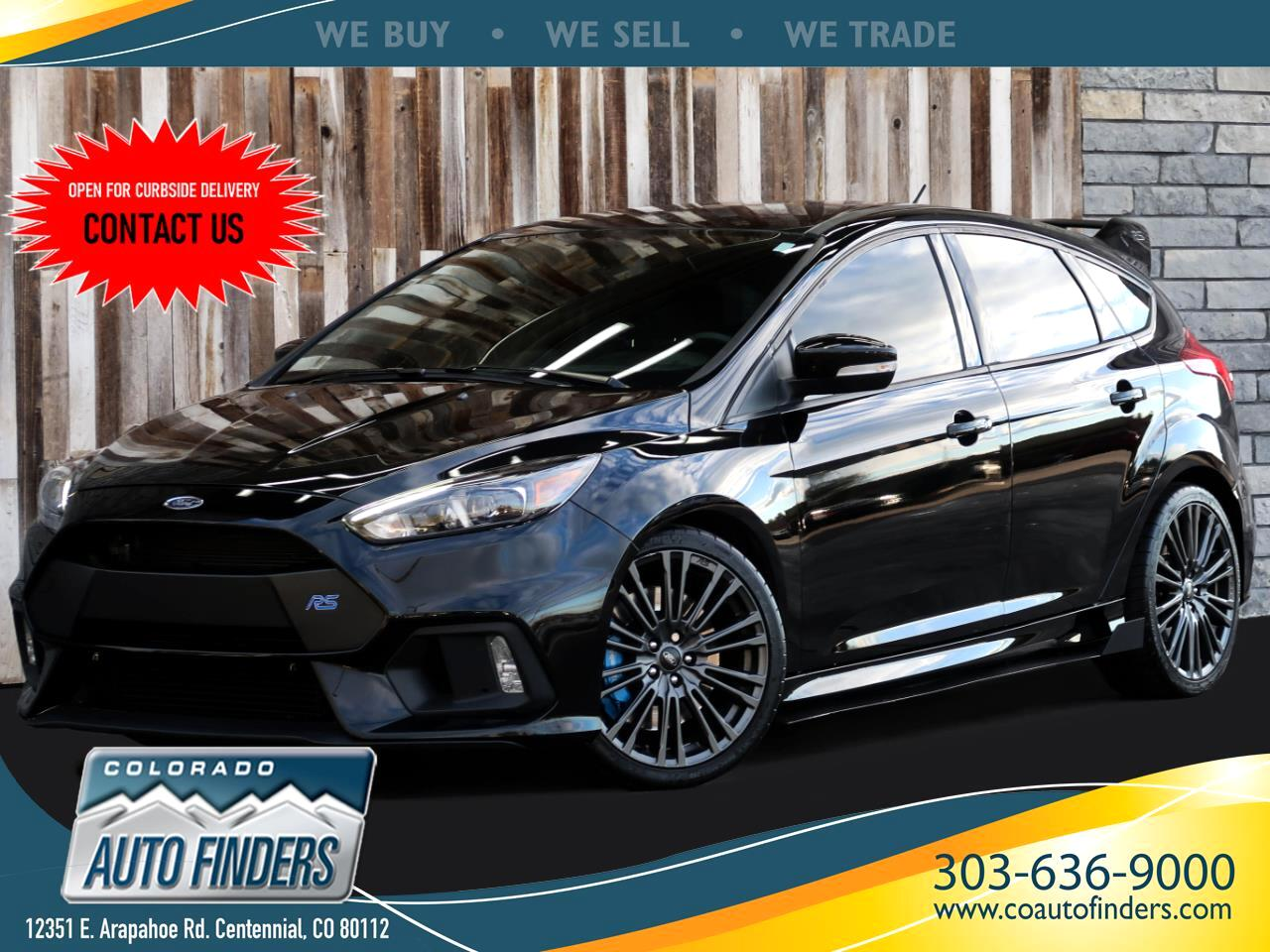 Ford Focus RS Hatch 2017