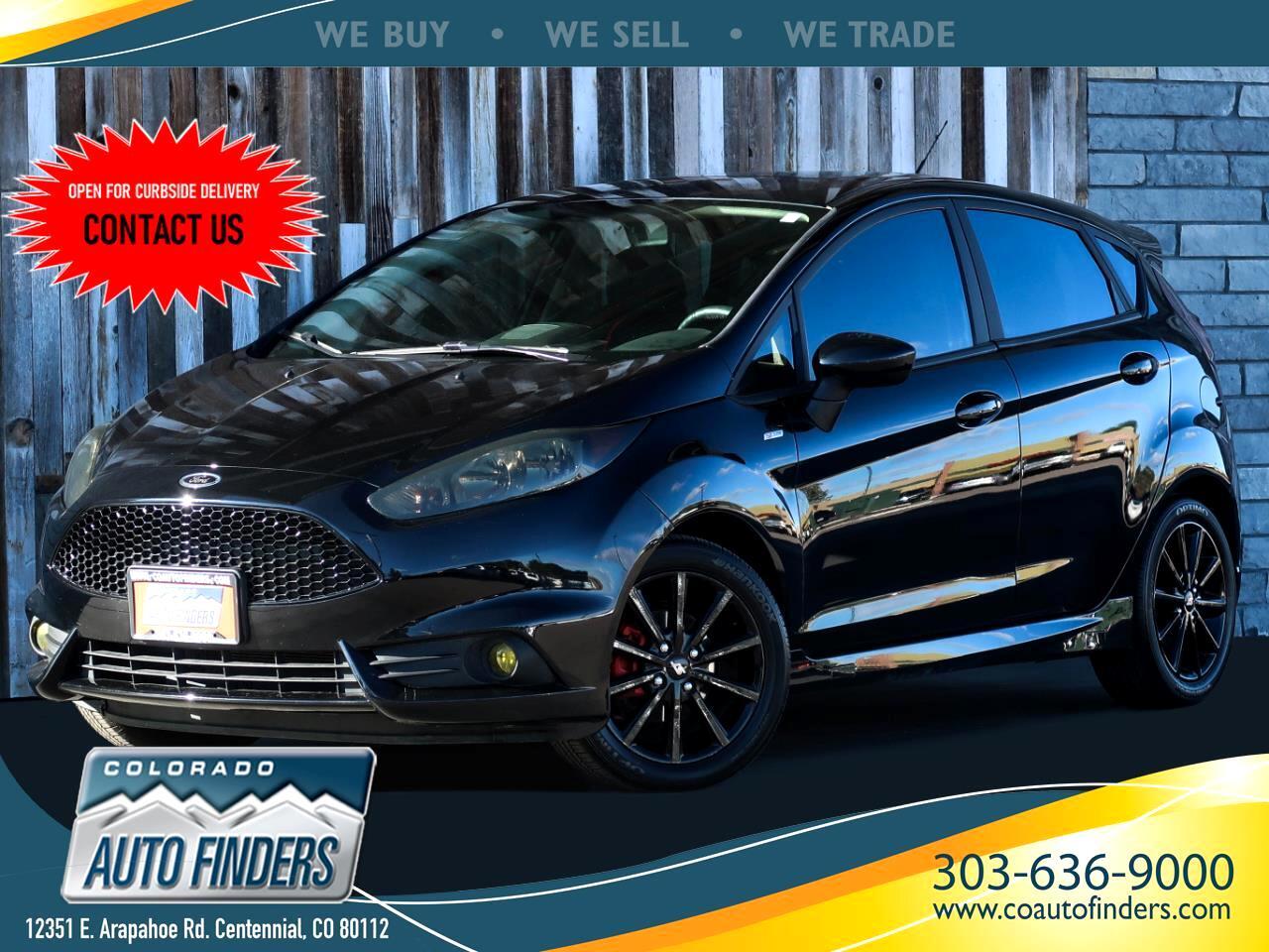 Ford Fiesta ST Line Hatch 2019